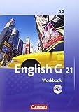 English G 21 - Ausgabe A: Band 4: 8. Schuljahr - Workbook mit CD (print edition)
