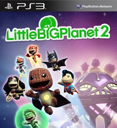 LittleBigPlanet 2: DC Comics Season Pass - PS3 [Digital Code]