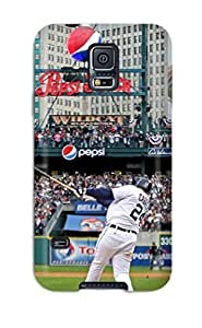 3625165K845256286 detroit tigers MLB Sports & Colleges best Samsung Galaxy S5 cases