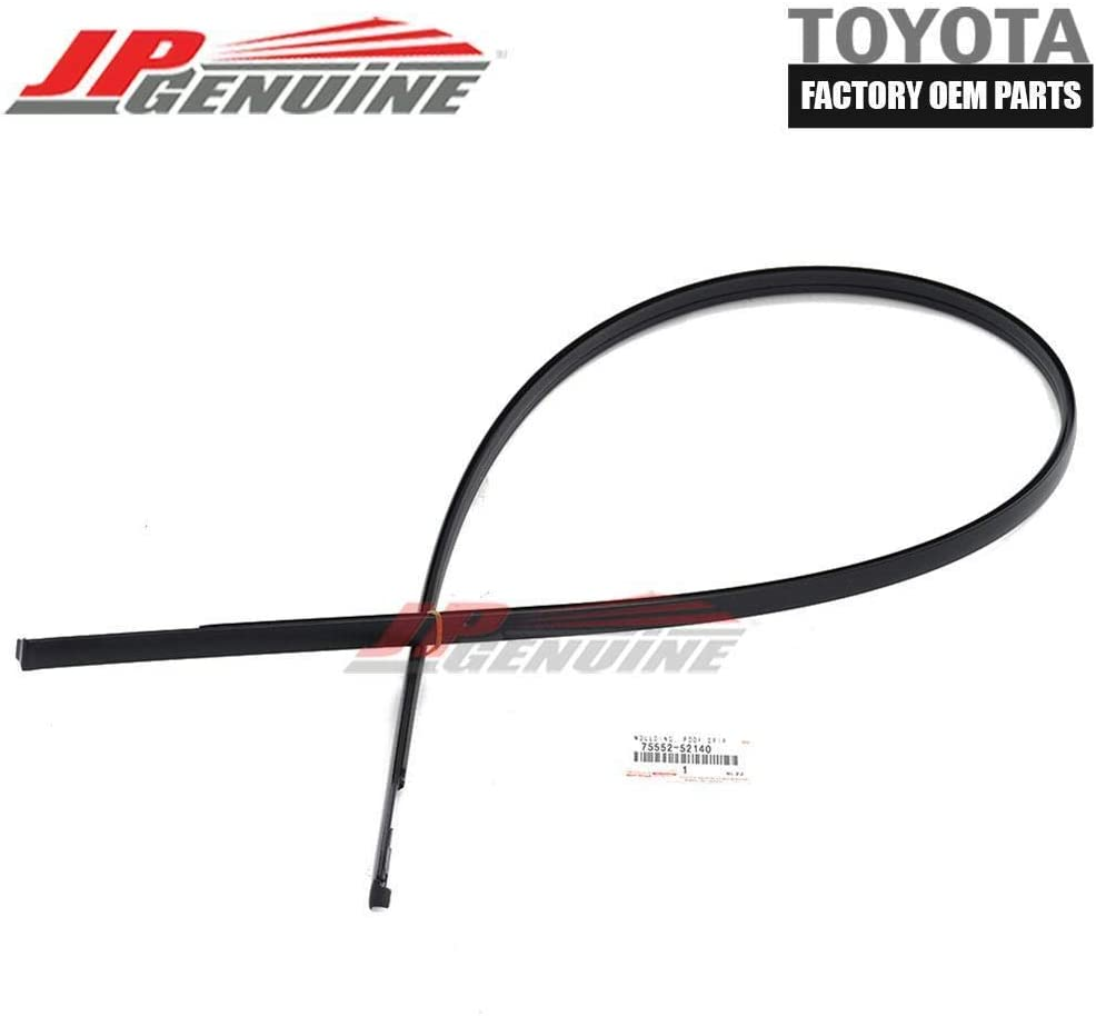7555248060 Genuine Toyota MOULDING LH 75552-48060 ROOF DRIP SIDE FINISH