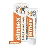 Elmex Children 0-6 Years Toothpaste 50ml (Pack of 4)