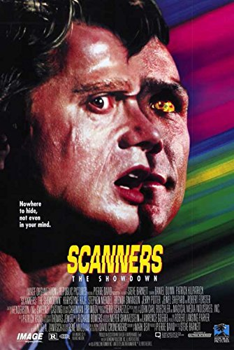 Scanners: The Showdown POSTER (11