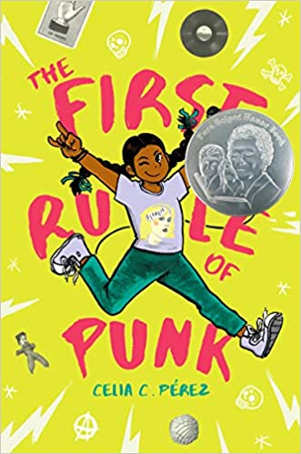 cover image of The First Rule of Punk