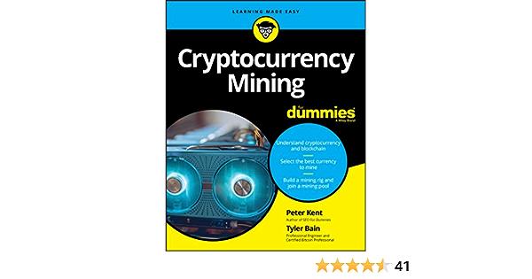 Como mineral bitcoins for dummies schwierigkeit bitcoins