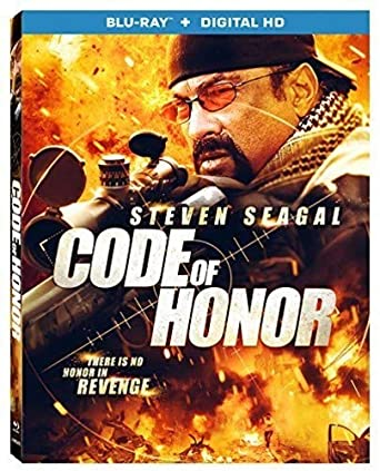 Amazon com: Code Of Honor [Blu-ray + Digital HD]: Steven