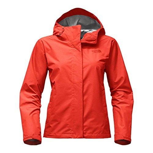 The North Face Women's Venture 2 Jacket - Fire Brick Red Heather - S (Past Season) [並行輸入品] B07F4BSVD4
