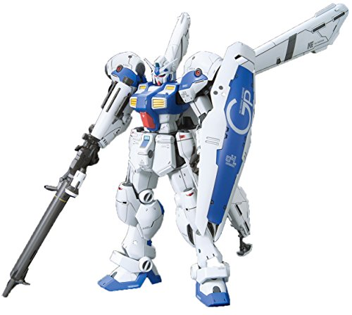 "Bandai Hobby Reborn-One Hundred 1/100-Scale Gerbera ""Gundam 0083 Stardust Memory"" Action Figure"