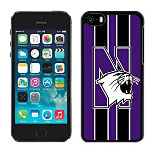 LJF phone case Customized ipod touch 4 Case Ncaa Big Ten Conference North Western Wildcats 2