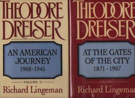 Theodore Dreiser: An American Journey 1908-1945 Volume II
