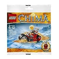 LEGO Chima Worriz Fire Bike 30265
