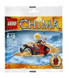 Lego Legends of Chima Worriz' Fire Bike (30265)