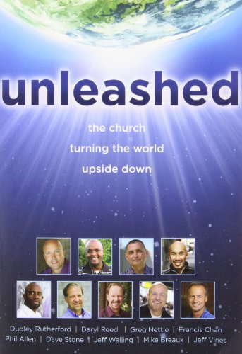 Unleashed: The Church Turning the World Upside Down (Faith That Sticks Stickers)