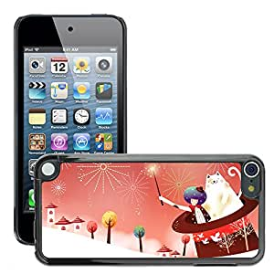 Super Stellar Slim PC Hard Case Cover Skin Armor Shell Protection // M00051347 hat childhood fairytales childhood // Apple iPod Touch 5 5G 5th