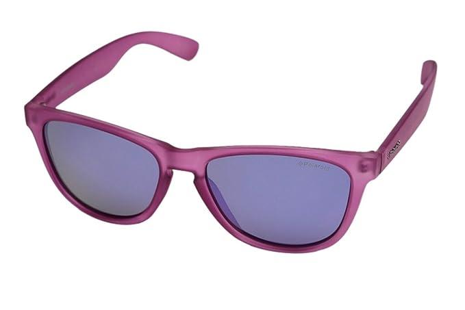Marca Polaroid P8443G Unisex Retro Wayfarer gafas de sol marco ...