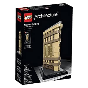 471 Piece, Flatiron Building Kit - 51ZscIcotwL - 471 Piece, Flatiron Building Kit