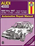 Audi 4000 '80'87 (Haynes Repair Manuals)