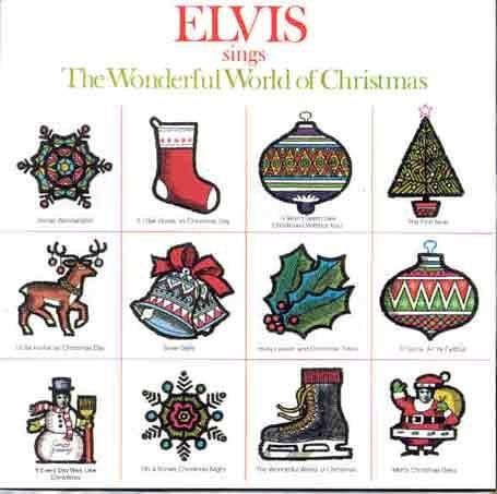 The Wonderful World Of Christmas by Elvis Presley (Elvis Presley The Wonderful World Of Christmas)