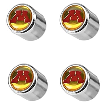Stockdale NCAA Tire Valve Stem Covers