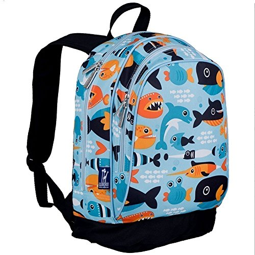 wildkin-girls-blue-big-fish-pattern-adjustable-strap-backpack