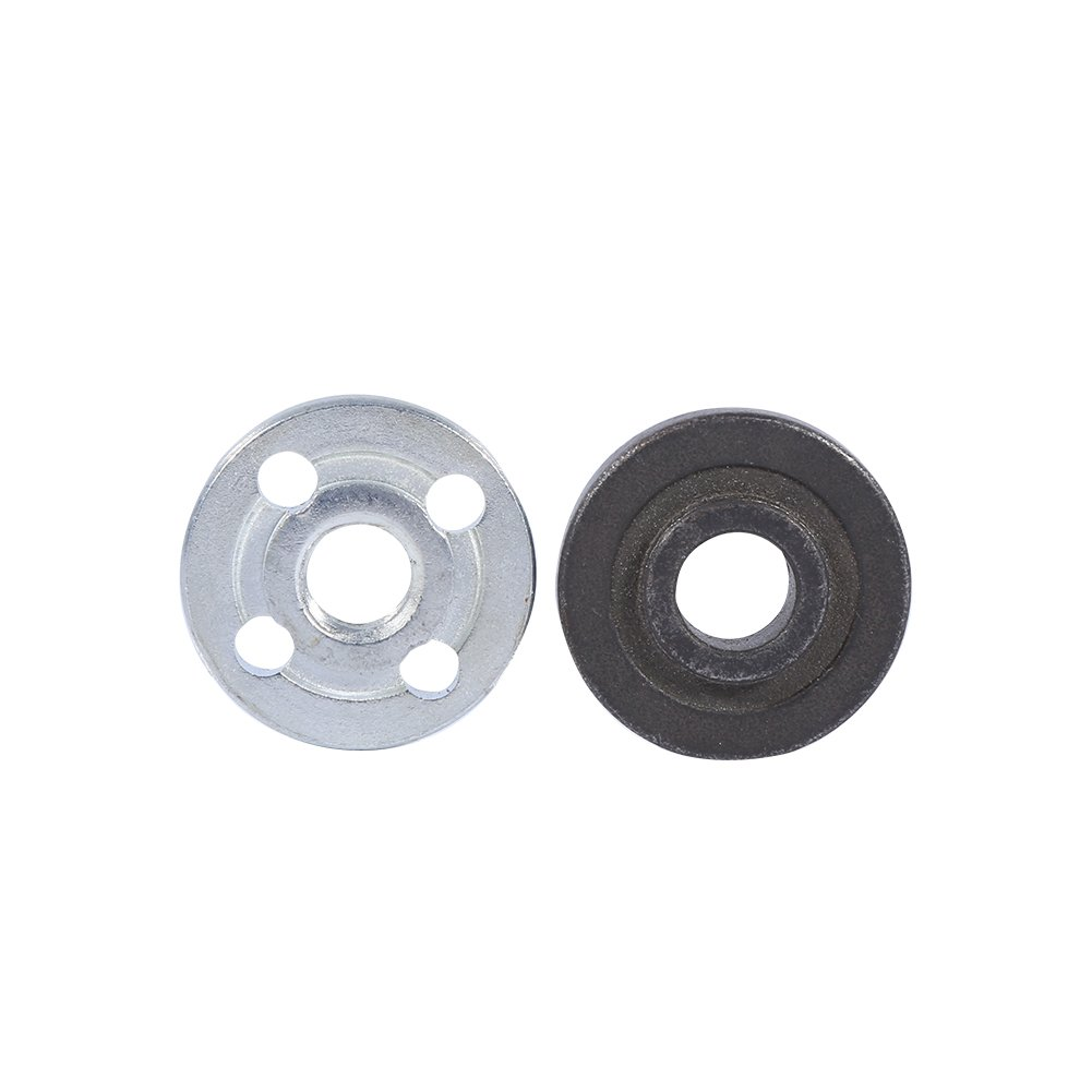 1 Pair Angle Grinder Flange Replacement Electrical Angle Grinder Fitting Part Inner Outer Flange Nuts for Makita 9523 Garosa