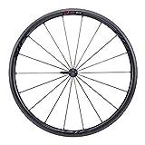 zipp firecrest 202 clincher - Zipp 202 Firecrest Carbon Clincher Front Wheel 700c V3 Black Decal