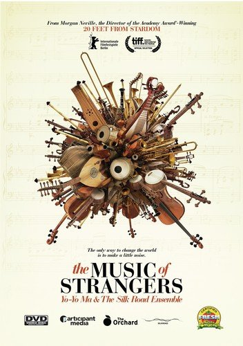 DVD : The Music of Strangers: Yo-Yo Ma And the Silk Road Ensemble (Dubbed, NTSC Format)