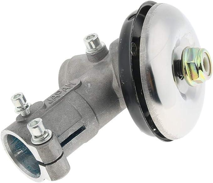 9 Spline Gear Head 26mm Dia Square For Brush Cutter Trimmer Strimmer