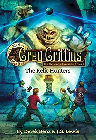 book cover of The Relic Hunters