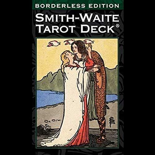 JJSFJH TarotFuture Destiny Forecast Card Divination CardとAstrology Tarot Tarotの人気は英語マニュアル付き