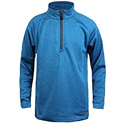 Boulder Gear Charge Micro 1/4 Zip Fleece Mid-Layer Boys