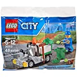 LEGO City Basura Camión Mini Set #30313 (Embolsado)