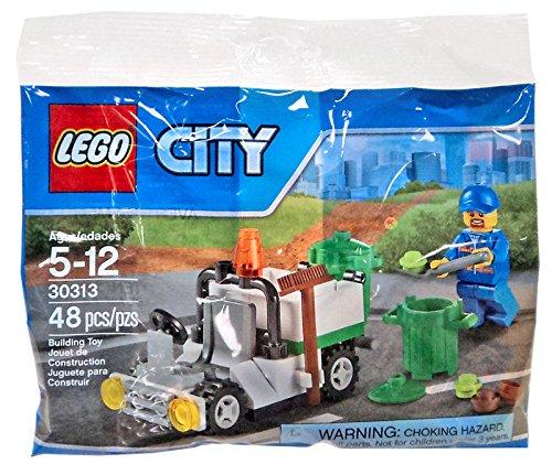 LEGO City Garbage Truck Mini Set #30313 [Bagged]