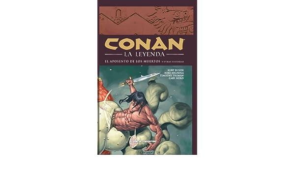 Amazon.com: Conan la leyenda nº 04/12 (Independientes USA 1 ...
