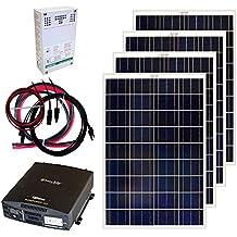 Grape Solar GS-400-KIT 400-Watt Off-Grid Solar Panel Kit
