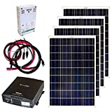Grape Solar GS-400-KIT 400-Watt Off-Grid Solar Panel Kit Picture