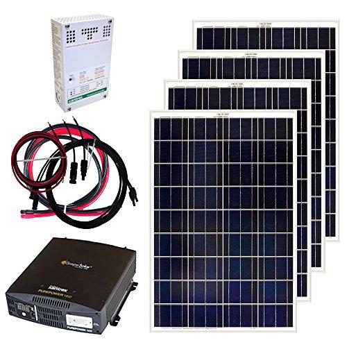 Off Grid Solar System Amazoncom