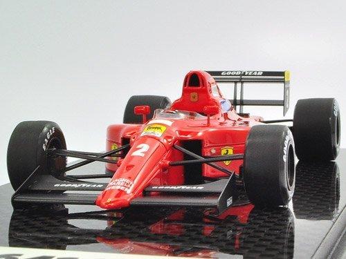 1/43 フェラーリ641/2 フランスGP 1990 No.2 N.マンセル EFM001B