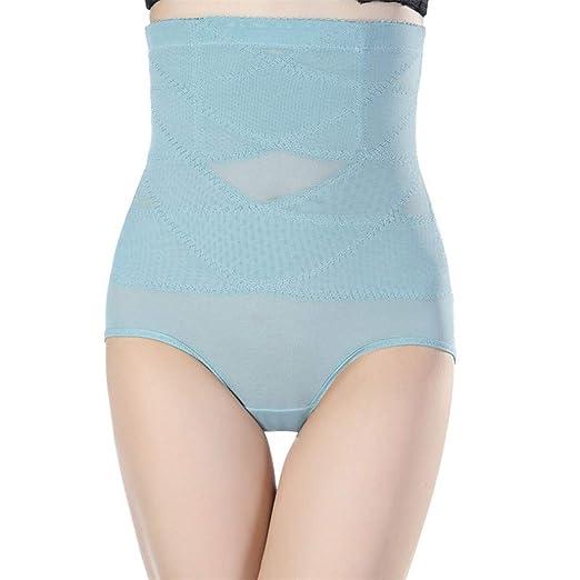 5019d57cb3 ASO-SLING Women Seamless Control Panties Waist Trainer Hi-Waist Slim Body  Shaper at Amazon Women s Clothing store