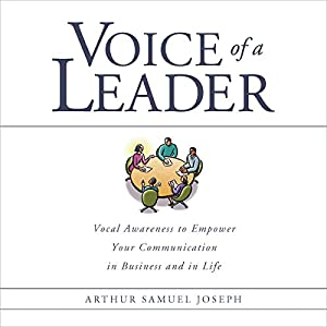 Voice of a Leader Speech
