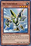 Yu-Gi-Oh! - Bri Synchron (LC5D-EN019) - Legendary Collection 5D's Mega Pack - 1st Edition - Common