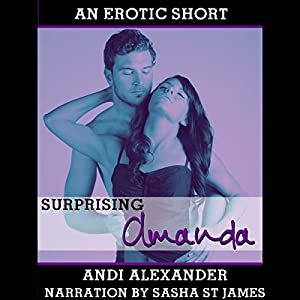 Surprising Amanda Audiobook