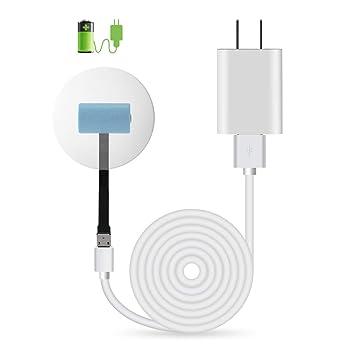 LANMU - Adaptador de Corriente para Sensor de Temperatura Google ...