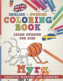 Learn Swedish Book