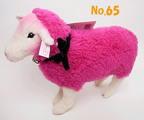 (Steiff limited edition 2015 autumn and winter sale designer Choice Pinky Sheep)