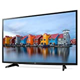 "LG 43LH5700 Smart TV 43"" LED Full HD, color negro"