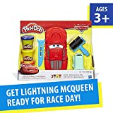 Play-Doh Disney Pixar Cars Lightning McQueen, Ages 3 and up(Amazon Exclusive)