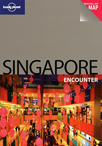 Singapore Encounter - India Oakley