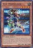 Yu-Gi-Oh! - U.A. Midfielder (NECH-EN087) - The New Challengers - 1st Edition - Rare