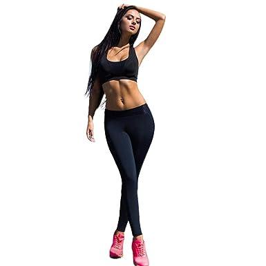 Mumuj Pantalones De Medias Yoga Damas Yoga De Populares ...