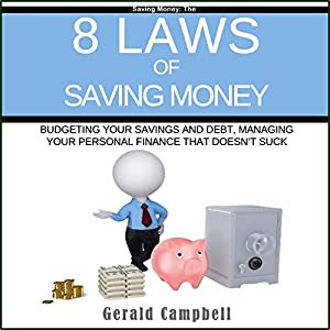 8 Laws of Saving Money Audiobook
